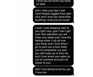 text, love, and boyfriend image