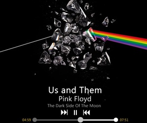 band, the dark side of the moon, and lsd image