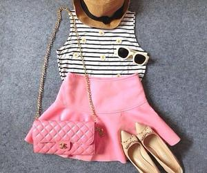cute, outfit, and summer image