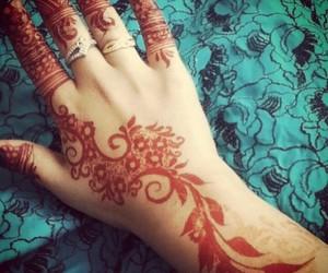 henna, mehndi designs, and mehndi image