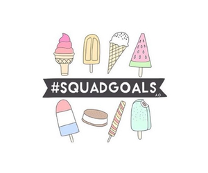 goals, squad, and food image