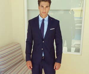 boy, suit, and cute image