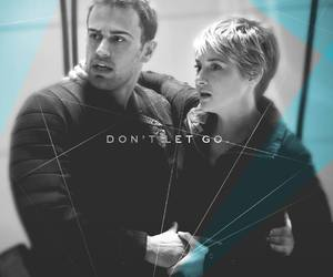 love, insurgent, and divergent image