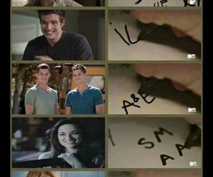 teen wolf, aiden, and ethan image