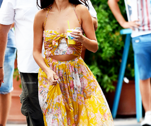 selena gomez, beautiful, and outfit image