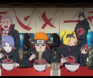 akatsuki, naruto, and anime image