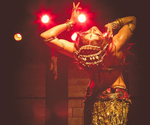 belly dance image