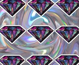 background, diamond, and indie image