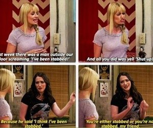 max, quotes, and 2 broke girls image