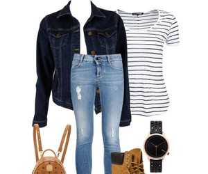 clothes, scott mccall, and fashion image