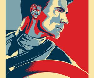 america, art, and Avengers image