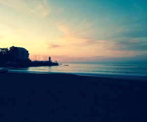 beach, beautiful, and camera image