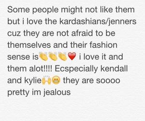 kardashian, fashion icons, and kendall jenner image