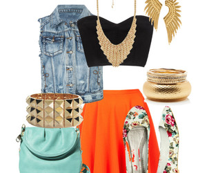clothes, cropped, and fashion image