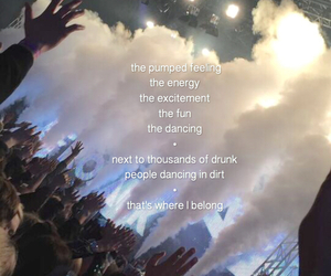 festivals, proud, and quote image