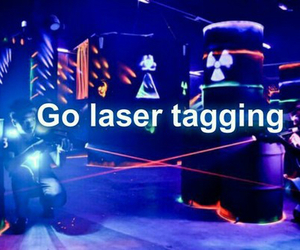 fun, laser tagging, and bucket list image