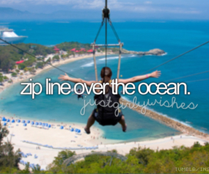 ocean, vacation, and bucket list image