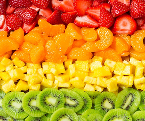 delicious, fitness, and FRUiTS image