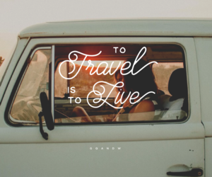 quote, life, and travel image