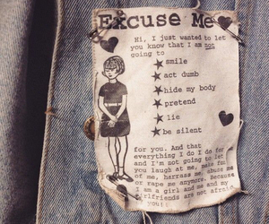 grunge, pale, and feminist image