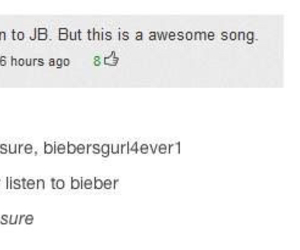 funny, tumblr, and justin bieber image