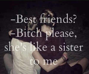 sisters, best friends, and bestfriends image