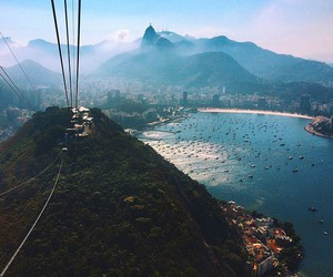 brazil, travel, and beautiful image