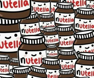 mmm, Rico, and nutellla image