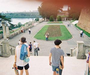 boy, Belgrade, and people image