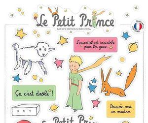 book, francais, and le petit prince image