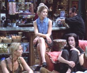 friends, f.r.i.e.n.d.s, and Jennifer Aniston image