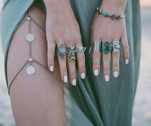 jewelry, nice, and ring image