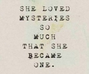 john green, mystery, and quotes image