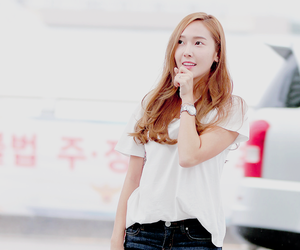 korean, girl's generation, and jessica image