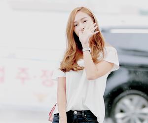 jessica, korean, and girl's generation image