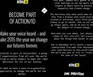 one direction and action 1d image