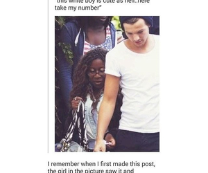 funny, tumblr, and 1d image