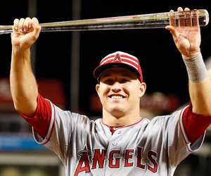angels, mvp, and all star game image