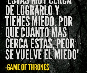 dog, miedo, and game of thrones image