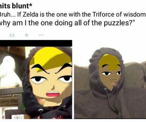 funny, games, and link image
