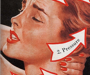 pinup, tension, and pain image