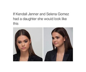 kendall jenner and selena gomez image