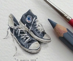 art, converse, and draw image