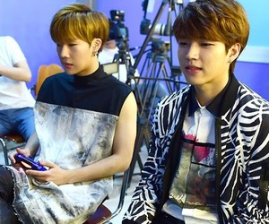 infinite, woohyun, and sungkyu image