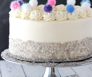 cake, desserts, and food image