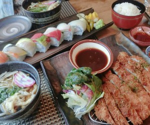 Chicken, food, and japanese image