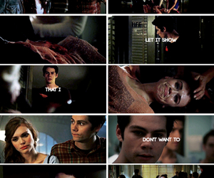 teen wolf, lydia martin, and stilinski image