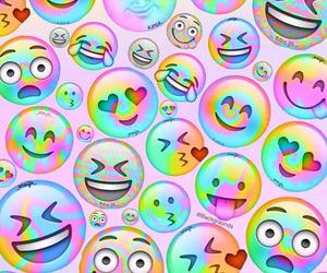colors, emoticon, and fun image