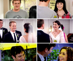 himym, barney, and lily image