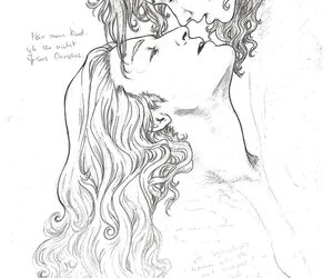 armand, draw, and romance image